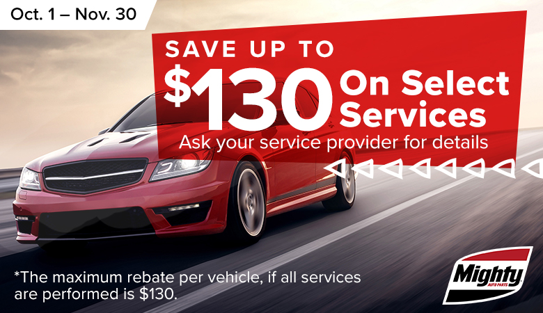 Mighty - Save Up to $130 on Select Services