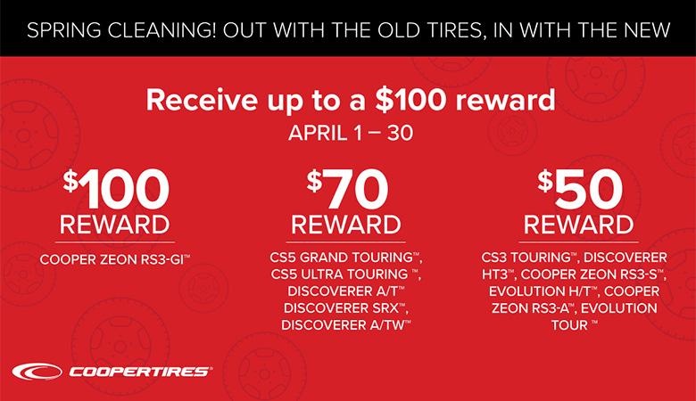 Cooper tire deal
