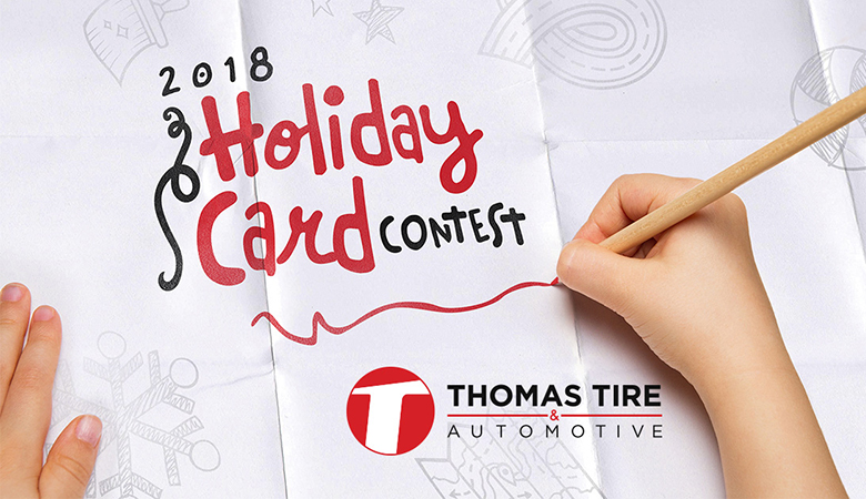 2018 Holiday Card Contest