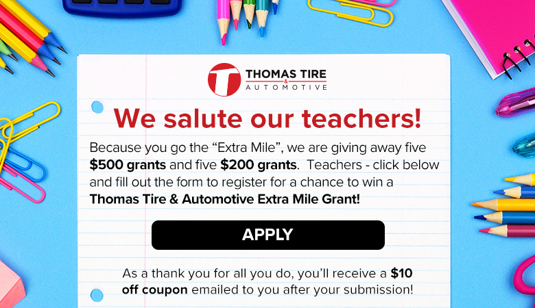Extra Mile Grant - Apply