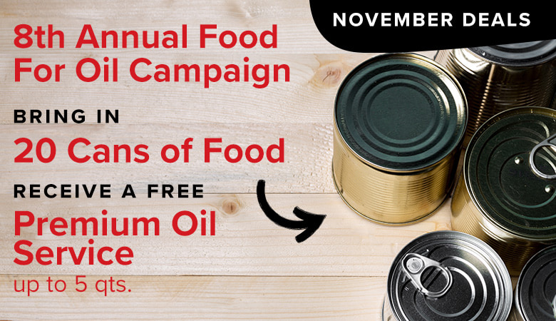 8th Annual Food for Oil