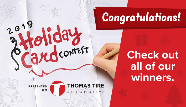 Holiday Contest Winners 2019